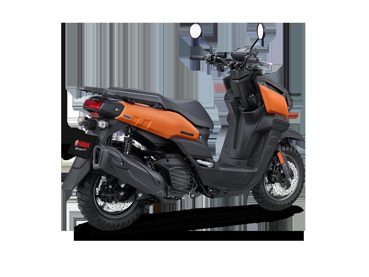 2021年モデルの新型BW'S125のスペック/装備/動画等 | 個人的バイクまとめブログ